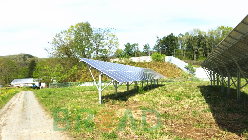 ground mount solar