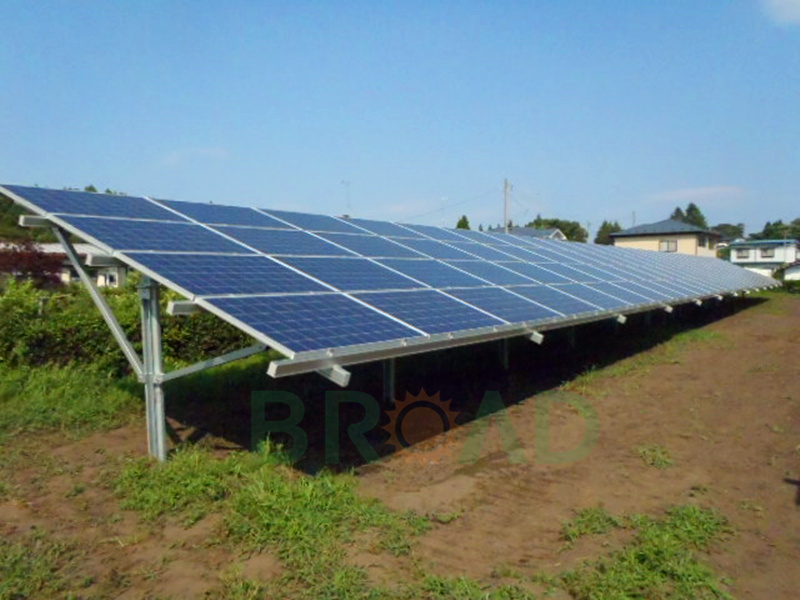 ground mounted pv systems