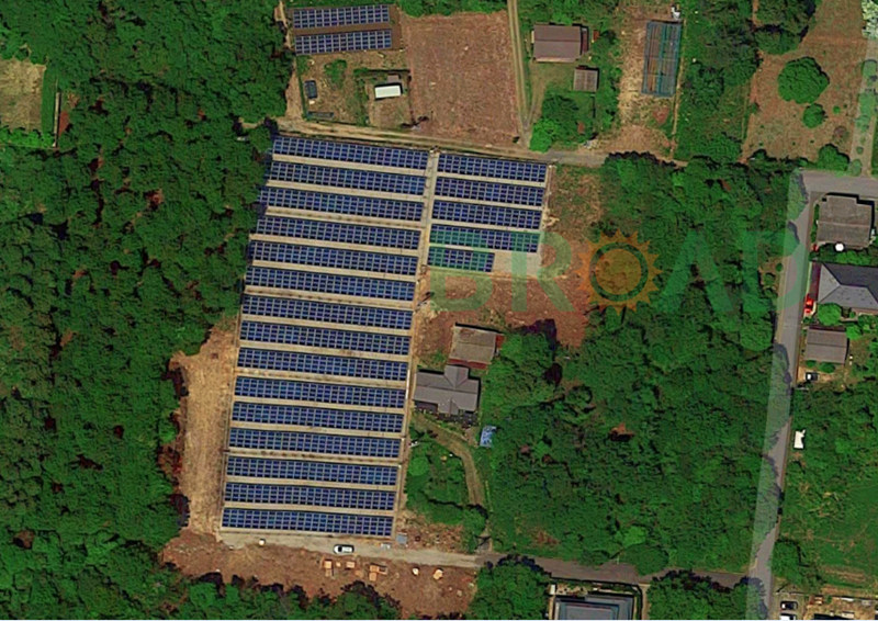 ground solar pv mounting solutions
