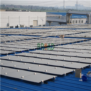 Thin Film Roof Solar Mounting Systems- 2.8MW