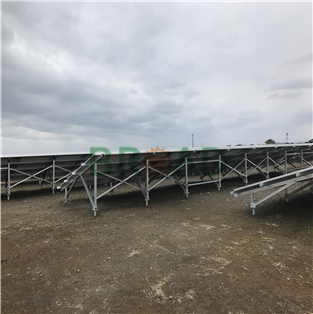 Ground Mounting System-400KW in Chiba Japan